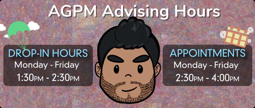 Advising Hours