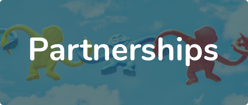 Partnerships banner