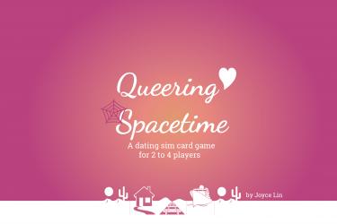 Queering Spacetime