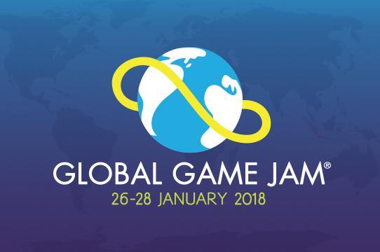Global Game Jam 2018 banner